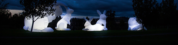 BIG BUNNY INVASION