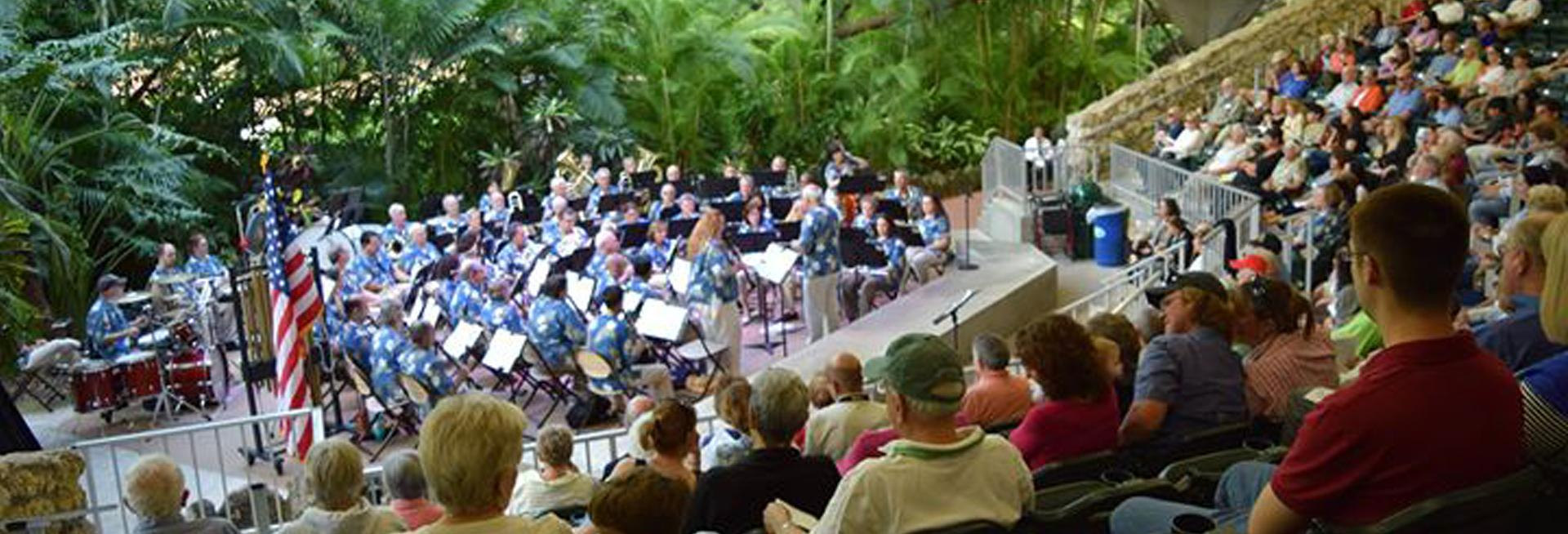 Classical & Pop Music | Pinecrest Gardens